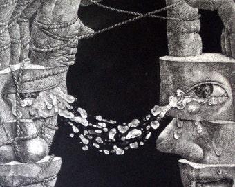 tears of chain