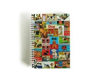 Dogs - Notebook Spiral Bound - 4x6in