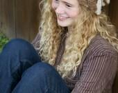 Crochet Hat Pattern Nora Rose Slouchy Hat