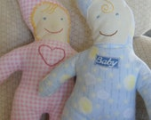 Your Baby's First Soft Doll    BOY Doll Only