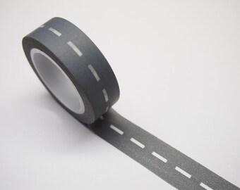Highway Washi Tape (10M)