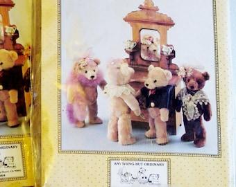 Teddy Bear Kit, Tea Time Bebo Babette 126, Anything But Ordinary, B10