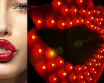 """Marquee Letters Lips Marilyn Monroe Vintage, Jessica Biel chalkboard  Art  48"""" x27"""" X 4"""""""