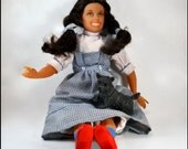 Dorothy | Wizard of Oz | Toto | Vintage Doll | 1988 | 1980s | 80s | Presents Collectible Doll | Judy Garland | WOZ | Ruby Slippers | Girls