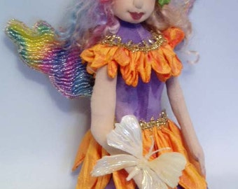 Fairy- LEILANI,  PATTERN and  KIT