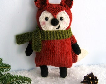 Amigurumi Knit Christmas Balls Ornament Pattern Set Digital