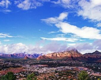 Capitol Butte in Sedona Arizona