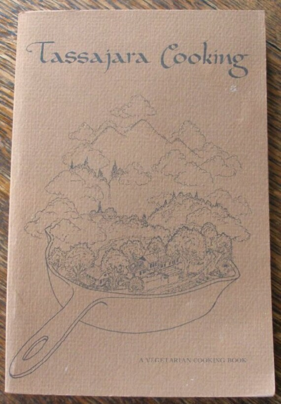 Vegetarian Cookbook Tassajara Cooking 1976