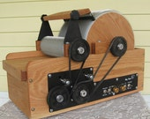 Fancy Kitty BIG TOM 54/54 dual powered Cottage Industry Art Batt Drum Carder