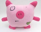 squiggle - the piggie weirdo