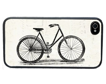 iphone 6 case Vintage Bicycle iPhone 4 Case, fits iPhone 4 and 4s - iPhone 5 Case - Galaxy s3 s4 s5