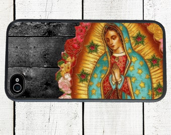 iphone 6 case Virgen de Guadalupe  iPhone Case iPhone 4 and 4s Case - iPhone 5 Case - Galaxy s3 s4 s5