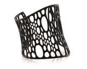 Subdivision Cuff (3D printed nylon)