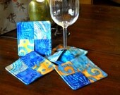 Under the Sea - set of 4 coasters