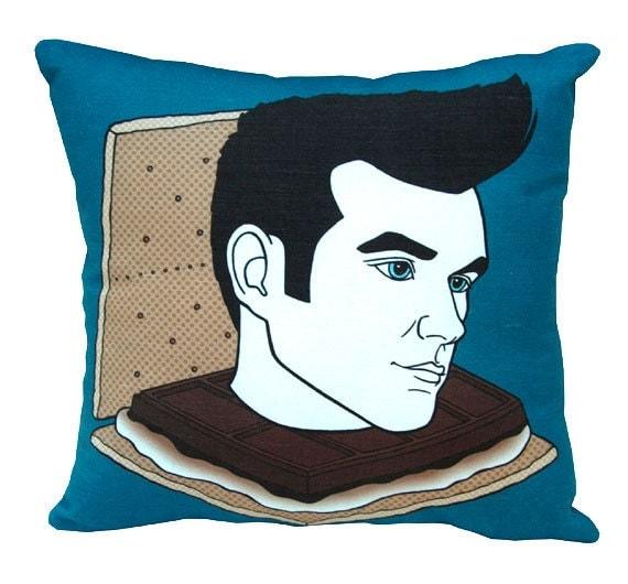 S'Morrissey Pillow