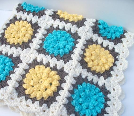 Crochet Baby Afghan Blanket