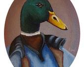 Lando Duck Digital Print 8x10