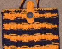 Tablet Tote or Cozy, Crochet