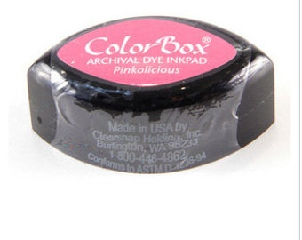 ColorBox Cat's Eye Dye Ink Pad - Pinkolicious
