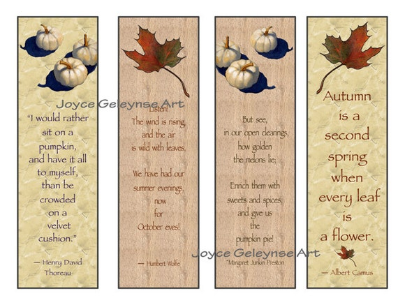 Life Changing Quote Just Have A Look Bookmark It: Items Similar To Printable Bookmarks