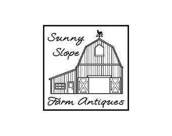 barn custom rubber stamp farm