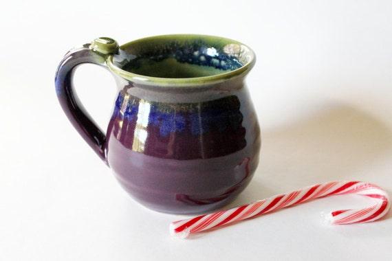 Purplelicious Mug / Holds 13 oz