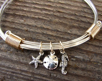 Elephant hair style Beach Bracelet