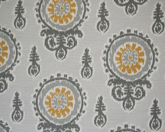 Home Decor Fabric Ikat Medallion Grey Mustard Home Decorators Catalog Best Ideas of Home Decor and Design [homedecoratorscatalog.us]