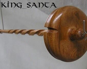 Viking Santa Drop Spindle LG 0327e
