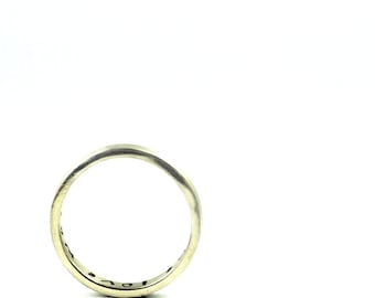 Purity Ring - Christian Purity Ring - Purity Ring Band - Girls Purity Ring - True Love Waits - True Love Waits Ring - Baptism Gift - R4053