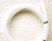 Mizuhiki Japanese Decorative Paper Strings Cords White Color