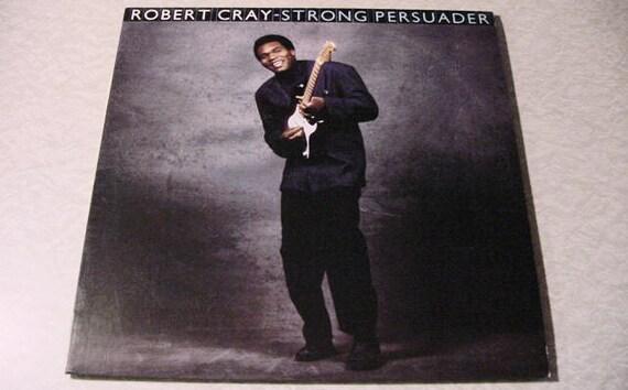 robert cray lp strong persuader vinyl record by houseofphlegethon. Black Bedroom Furniture Sets. Home Design Ideas
