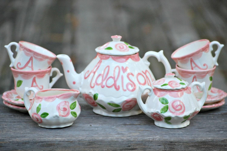 Child S Vintage Ceramic Food Bowl