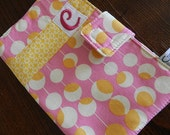 Made to Order Kindle Cover Design your own quilted cover with Monogram