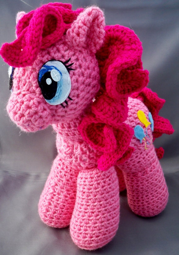Amigurumi Pony : 301 Moved Permanently