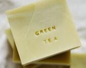 Reserved for Hwasoon Holiday soap, Christmas soap, Green tea soap, Calendula soap
