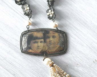 Necklace-The Secrets of Sisters