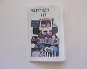 Summer in the City mini zine