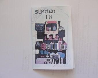 Summer in the City mini zine