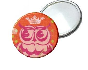 Mirror - Queen King Owl