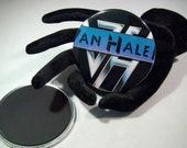 Van Halen  -   repurposed album sleeve magnet
