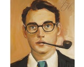 Portrait.  William Cleary Of The San Francisco Clearys....Art Print