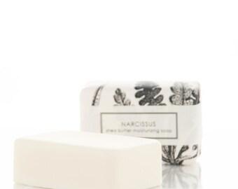 SALE Soap - Narcissus - Handmade Soap - Scented Soap - Essential Oil Soap - Vegan Soap - Artisan Soap
