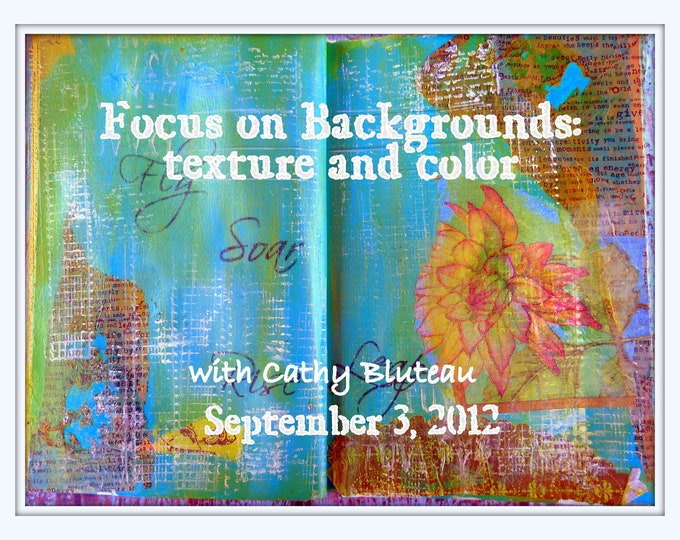 DVD Online Workshop - Focus on Backgrounds