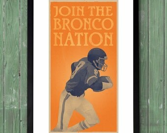 Join the Bronco Nation