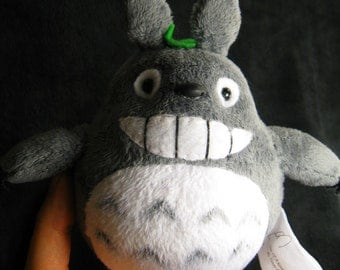 PATTERN -Totoro Inspired Plush - PATTERN