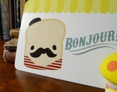 Postcard Pack : French Toast