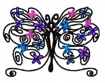Machine Embroidery Design from Letzrock  2403
