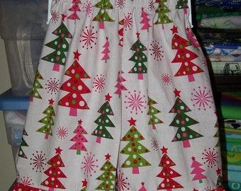 Christmas Ruffle Pants