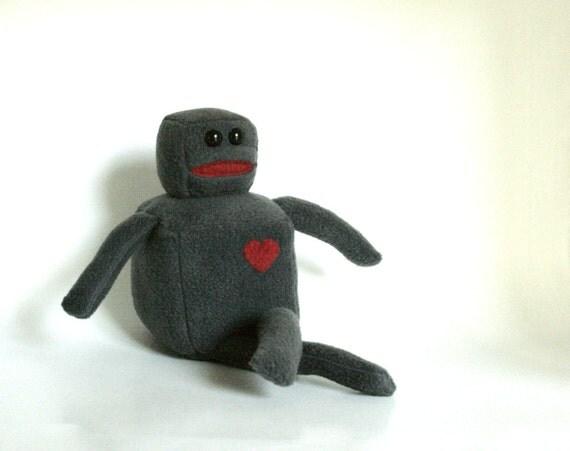 Stuffed Robot Plush READY TO SHIP